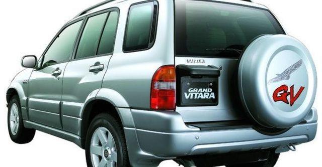 2008 Suzuki Grand Vitara 2.0 4WD精裝版  第3張相片