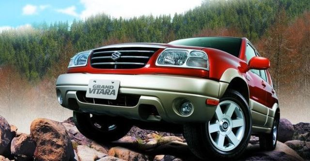 2008 Suzuki Grand Vitara 2.0 4WD精裝版  第4張相片