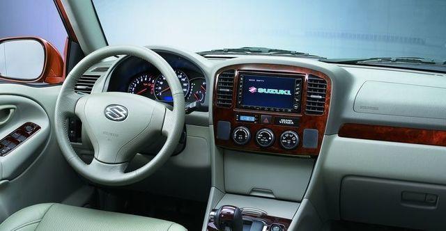 2008 Suzuki Grand Vitara 2.0 4WD精裝版  第8張相片