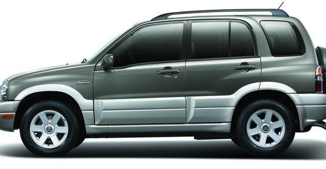 2008 Suzuki Grand Vitara 2.0 4WD精裝版  第9張相片