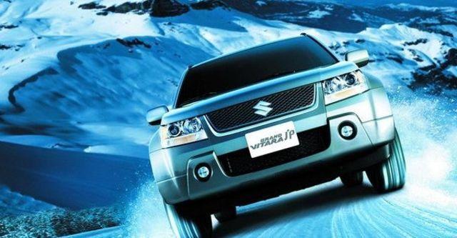 2008 Suzuki Grand Vitara JP 2.7 GL  第3張相片