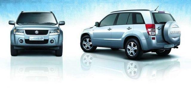 2008 Suzuki Grand Vitara JP 2.7 GL  第7張相片