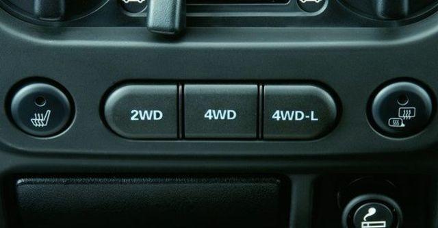2008 Suzuki Jimny 1.5  第10張相片