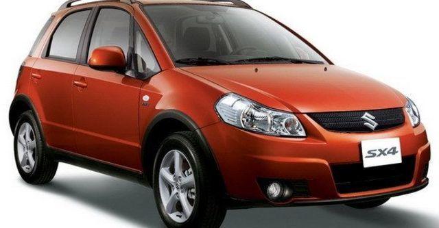 2008 Suzuki SX4 1.6  第1張相片