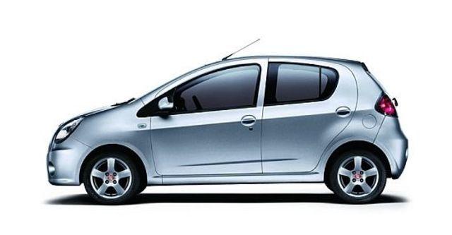 2012 Tobe M'car 1.3 2A手排輕鬆版  第2張相片