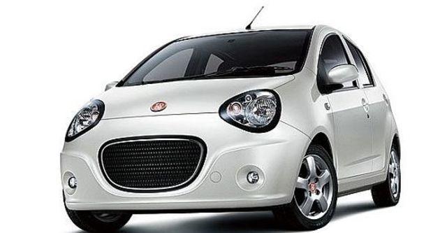 2012 Tobe M'car 1.5 6A自排樂活版  第1張相片