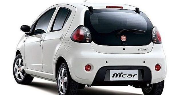 2012 Tobe M'car 1.5 6A自排樂活版  第3張相片