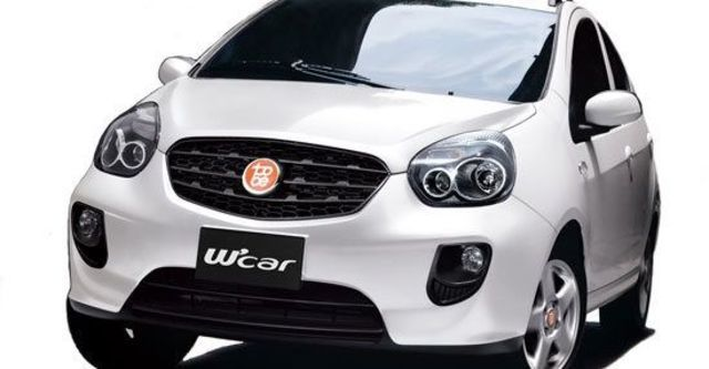 2012 Tobe W'car 1.5 2A自排輕鬆版  第1張相片