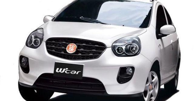 2012 Tobe W'car 1.5 2A自排輕鬆版  第2張相片