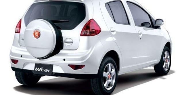 2012 Tobe W'car 1.5 2A自排輕鬆版  第3張相片