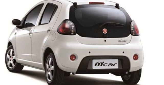 2011 Tobe M'car 1.5 2A自排樂活版  第2張相片