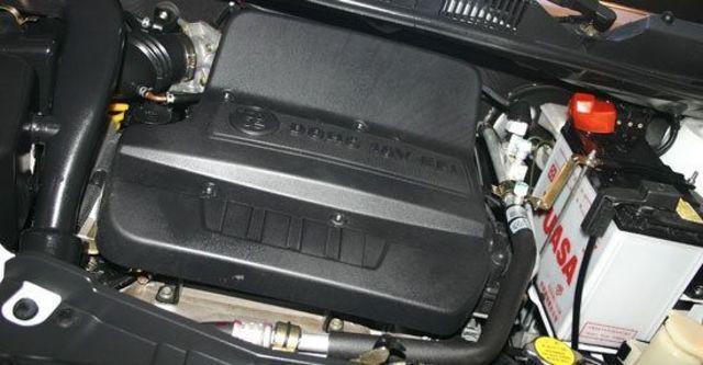 2011 Tobe W'car 1.5 2A自排樂活版  第8張相片