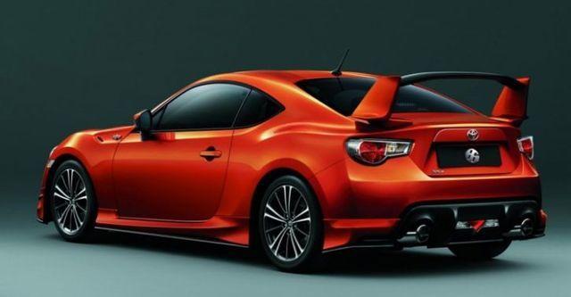 2015 Toyota 86 2.0 Aero  第2張相片