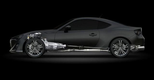 2015 Toyota 86 2.0 Aero  第10張相片