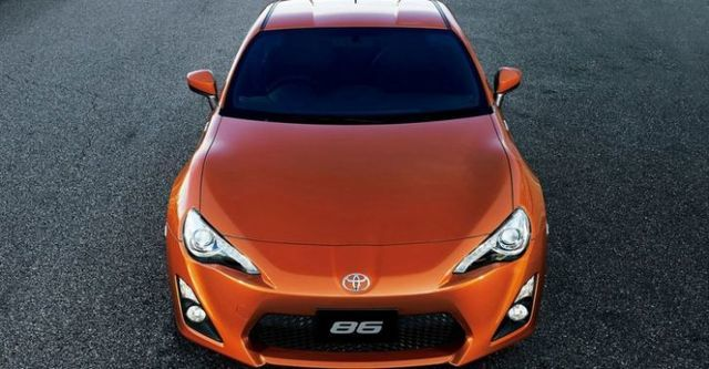 2015 Toyota 86 2.0 MT Limited  第5張相片
