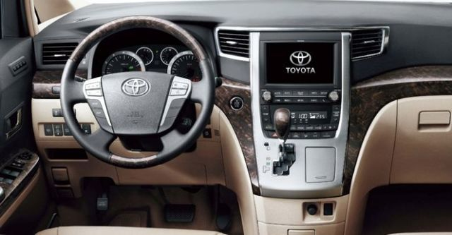 2015 Toyota Alphard 2.4  第7張相片