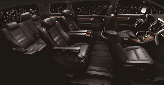 2015 Toyota Alphard(NEW) Executive Lounge 3.5  第7張相片