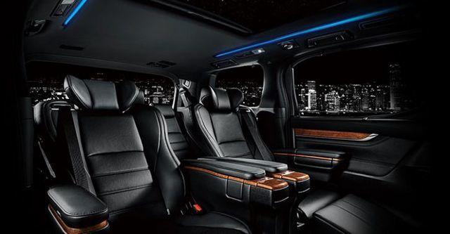 2015 Toyota Alphard(NEW) Executive Lounge 3.5  第9張相片