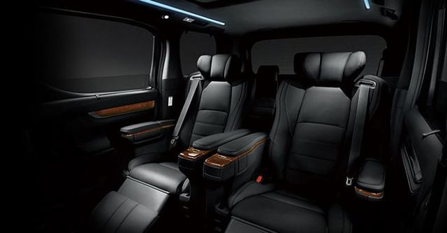 2015 Toyota Alphard(NEW) Executive Lounge 3.5  第10張相片