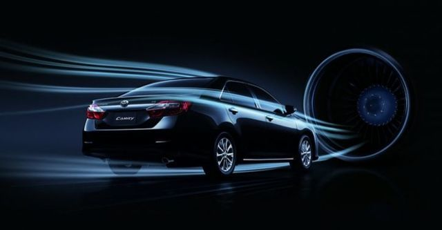 2015 Toyota Camry 2.5 G  第3張相片