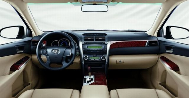 2015 Toyota Camry 2.5 G  第6張相片