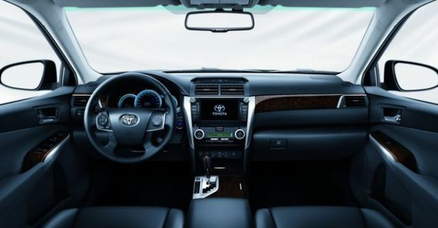 2015 Toyota Camry Hybrid-G  第7張相片
