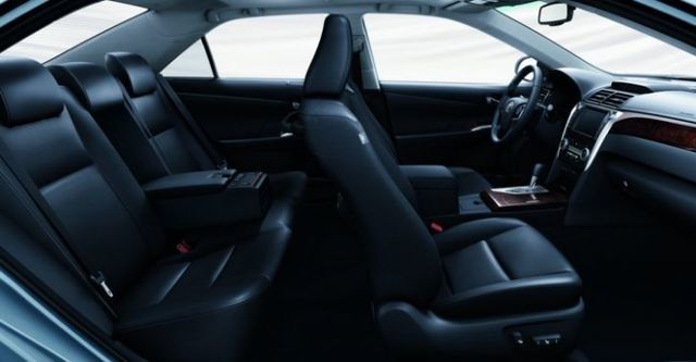 2015 Toyota Camry Hybrid-G  第8張相片