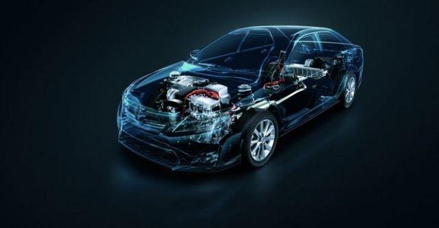 2015 Toyota Camry Hybrid-V  第6張相片