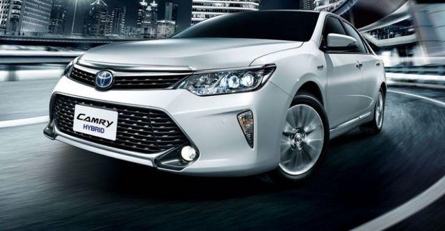 2015 Toyota Camry(NEW) Hybrid經典  第5張相片