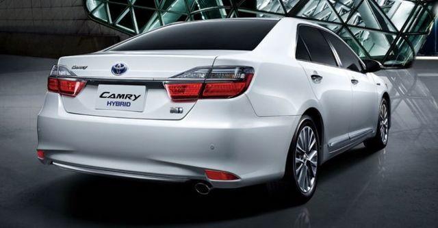 2015 Toyota Camry(NEW) Hybrid豪華  第2張相片