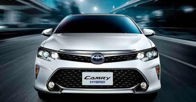 2015 Toyota Camry(NEW) Hybrid豪華  第3張相片