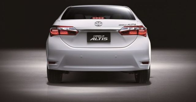 2015 Toyota Corolla Altis 1.8經典版  第4張相片