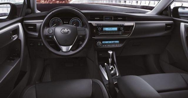 2015 Toyota Corolla Altis 1.8經典版  第8張相片