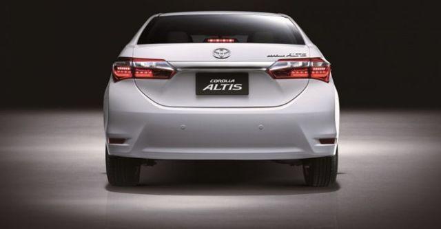 2015 Toyota Corolla Altis 1.8雅緻版  第4張相片