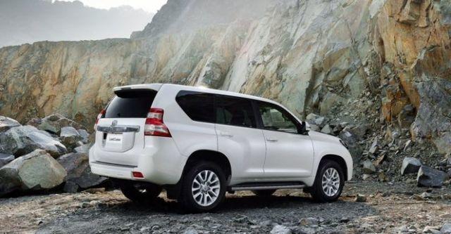 2015 Toyota Land Cruiser Prado 4.0 VX  第2張相片