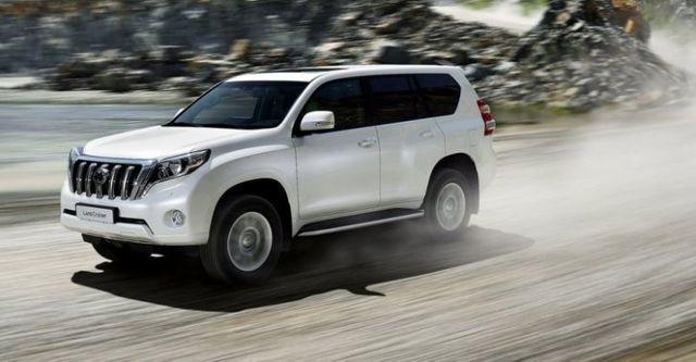 2015 Toyota Land Cruiser Prado 4.0 VX  第3張相片