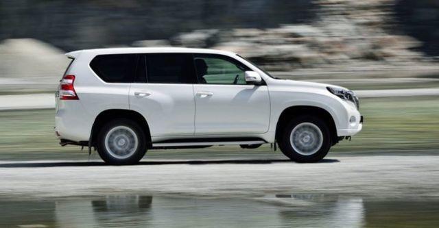2015 Toyota Land Cruiser Prado 4.0 VX  第4張相片