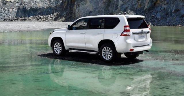 2015 Toyota Land Cruiser Prado 4.0 VX  第5張相片