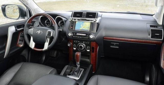 2015 Toyota Land Cruiser Prado 4.0 VX  第6張相片