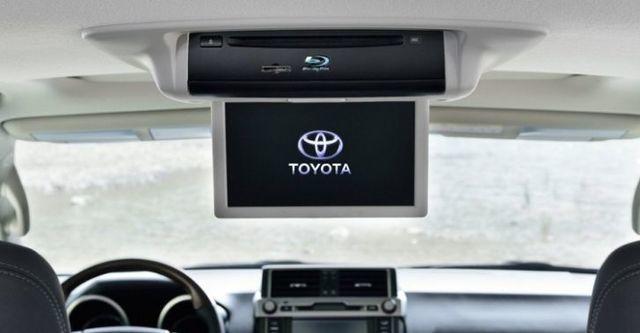 2015 Toyota Land Cruiser Prado 4.0 VX  第9張相片