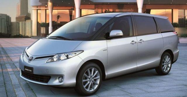 2015 Toyota Previa 2.4經典版  第1張相片