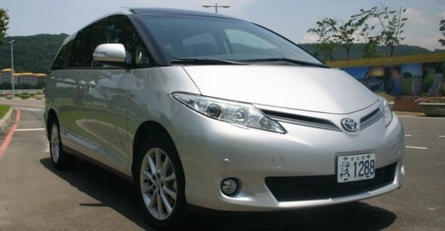2015 Toyota Previa 2.4經典版  第3張相片