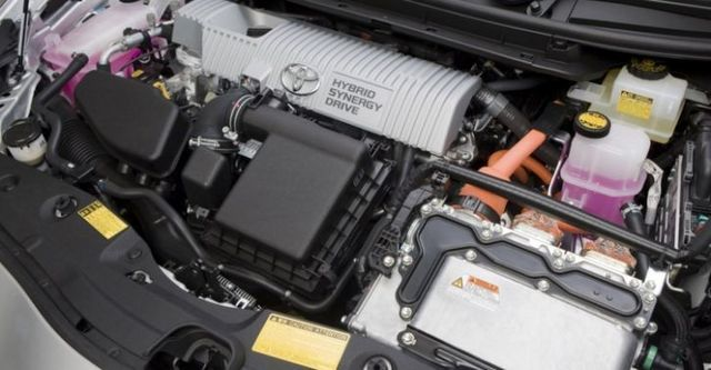 2015 Toyota Prius 1.8 E  第7張相片