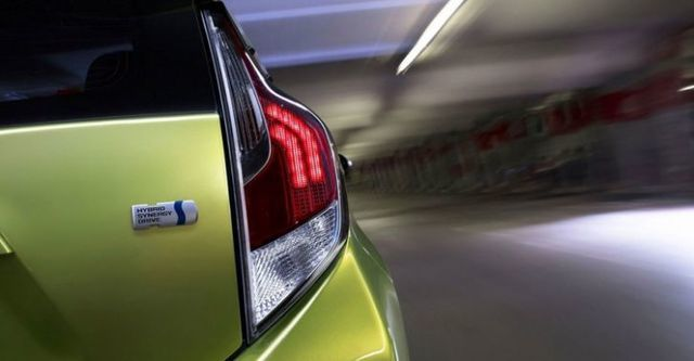2015 Toyota Prius c 1.5  第4張相片