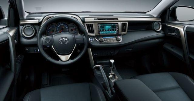 2015 Toyota RAV4 2.0 E  第6張相片