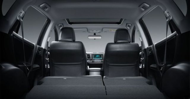 2015 Toyota RAV4 2.0 E Hi  第9張相片