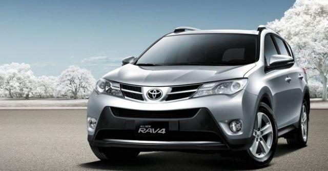 2015 Toyota RAV4 2.5 E  第1張相片