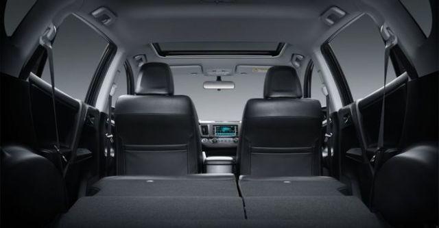 2015 Toyota RAV4 2.5 E  第9張相片