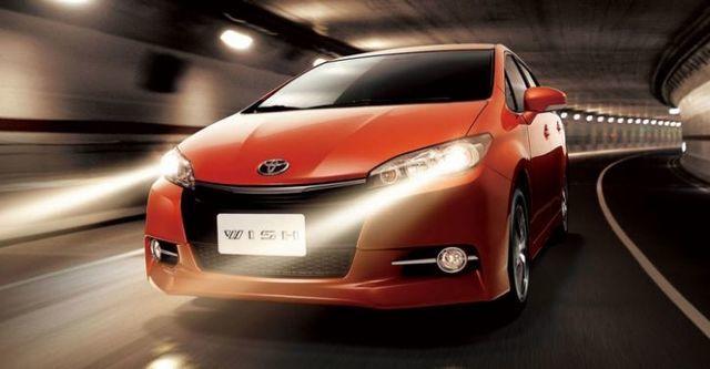2015 Toyota Wish 2.0經典  第4張相片