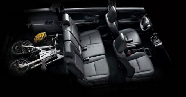 2015 Toyota Wish 2.0經典  第8張相片